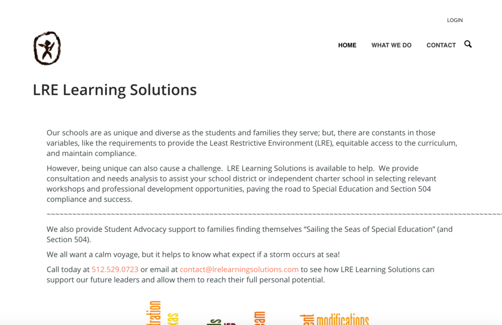LRE Learning Solutions